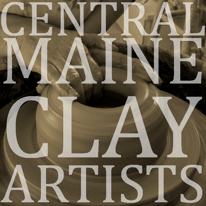 Central Maine CLay Artists Logo